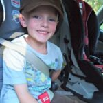 Car Rider Line Simplified but Safe! {Britax Giveaway}