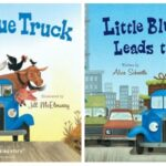 Promoting Literacy and the Love of Reading #RotaryReads {Little Blue Truck Book Series Giveaway}