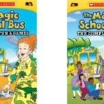 The Magic School Bus the Complete Series on DVD
