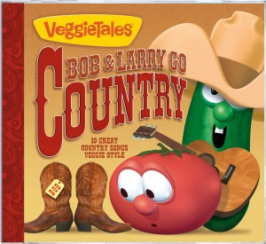 bob & larry go country cd