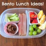 bento school lunch ideas