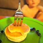 Our Morning Breakfast Simplified #AJLilGriddlesCG #Spon