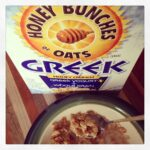 honey bunches of oats greek cereal review