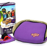 Portable and Foldable Booster Seat: BubbleBum