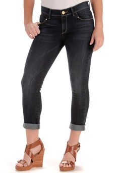 lee denim capri