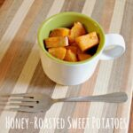honey roasted sweet potatoes recipe