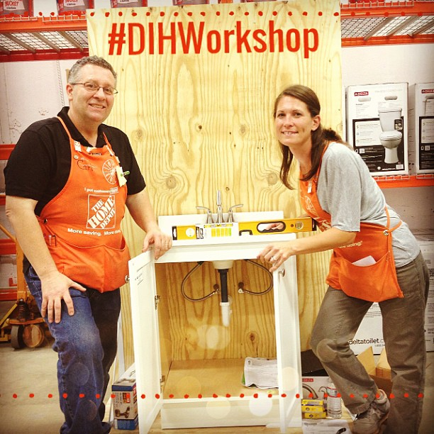 dih workshop home depot