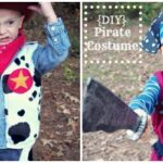 diy cowboy and pirate costumes