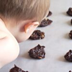 Healthier No Bake Cookies
