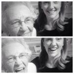 Selfies_with_nanny_at_dark-thirty._She_asked_if_I_was_wearing_my_dentures.___Nanny_classy.
