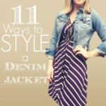 11 Ways to Style a Denim Jacket