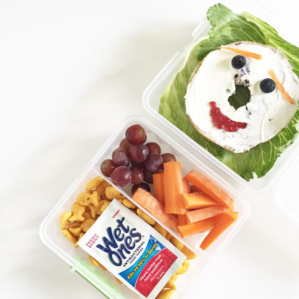 Simple and Creative Lunch Box Ideas