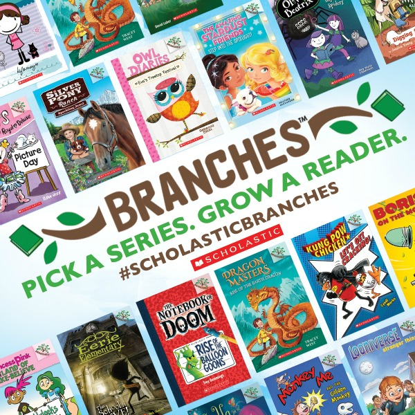 Scholastic Branches for New Independent Readers