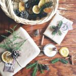 Simple Natural Gift Wrapping Ideas