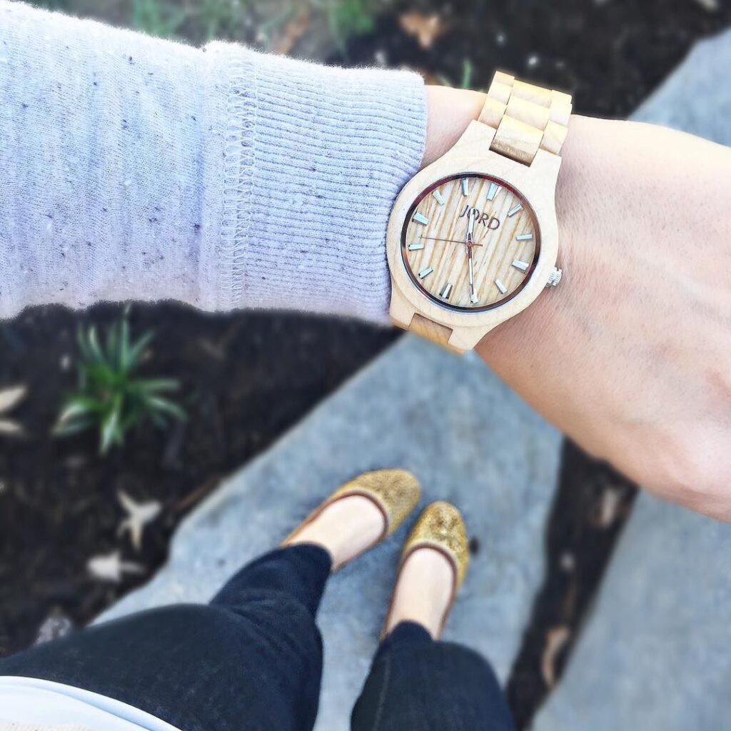 $25 off JORD Wood Watches