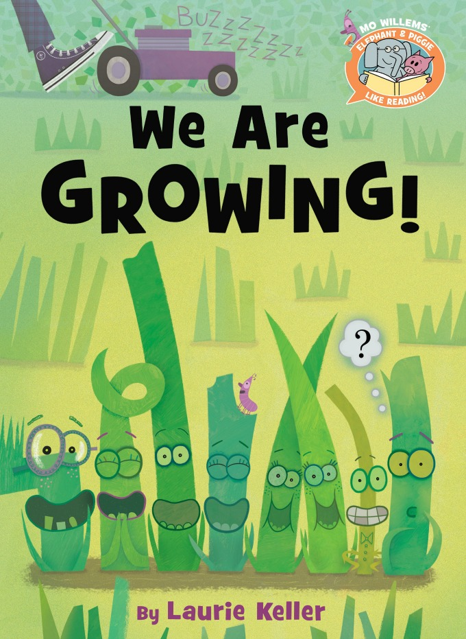 We Are Growing! Mo Willems #EPLR