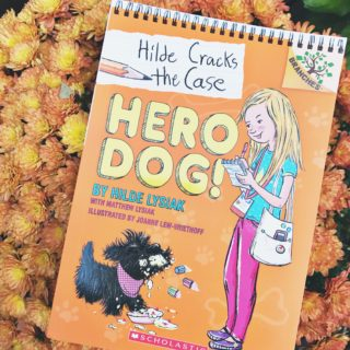 How To Become a Kid Reporter: Hero Dog Scholastic Book Review