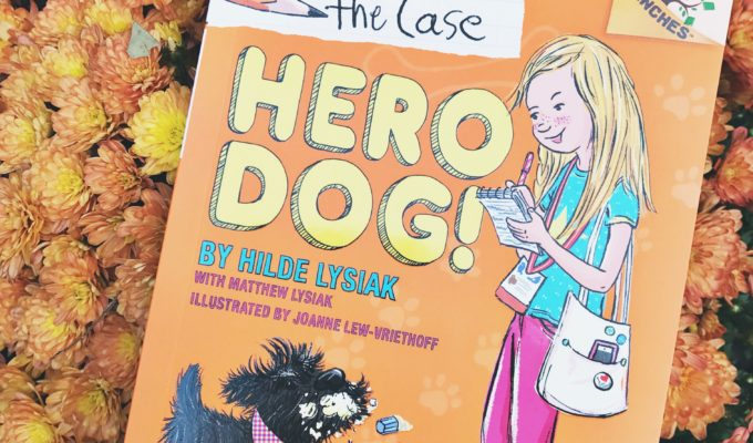How to Become a Kid Reporter + Hero Dog Giveaway!