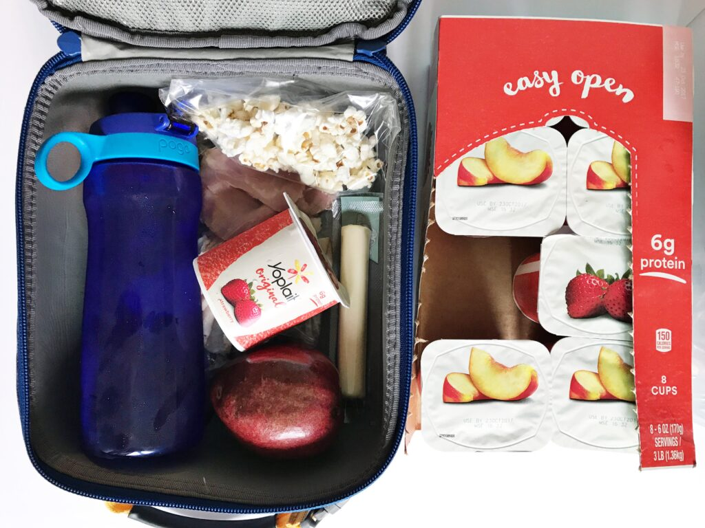 3 of the Best Lunch Packing Tips