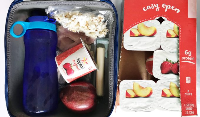 3 of the Best Lunch Packing Tips!
