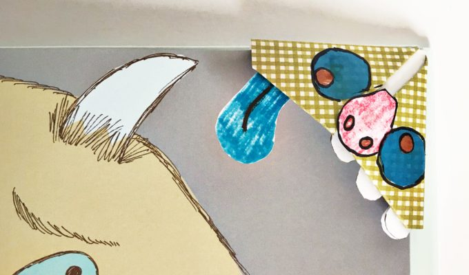 DIY Monster Book Marks + New Mo Willems Book