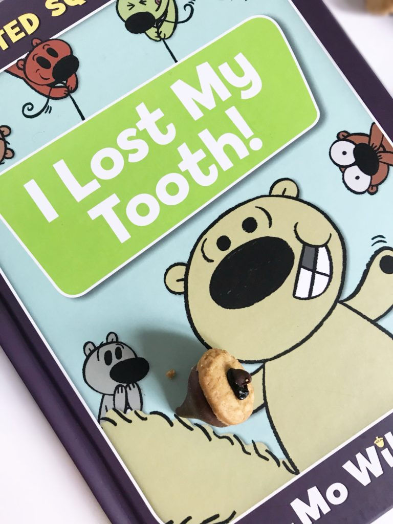 Unlimited Squirrels: I Lost My Tooth! book review