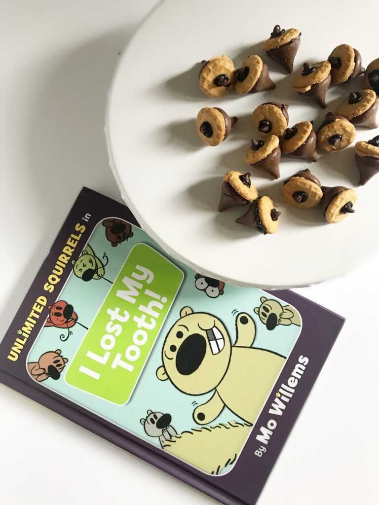 Unlimited Squirrels: I Lost My Tooth! book