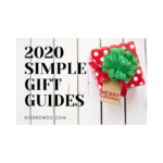 2020 Simple Gift Guides